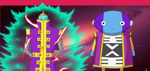 zeno-zama, rey de los 12 universos - deracho de imagen yisus tv