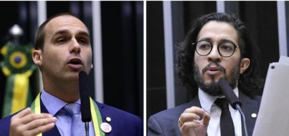 Adversários políticos 'dão as mãos' contra bloqueio da internet fixa no Brasil