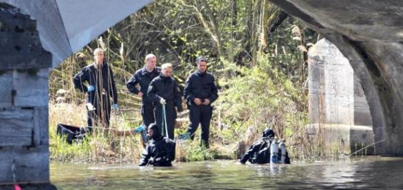As investigações permitiram localizar partes do corpo