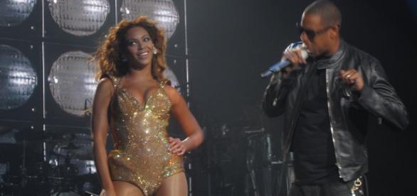 Beyoncé e Jay Z (Wikimedia Commons)