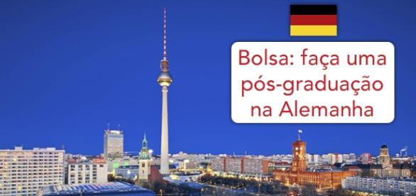 Bolsas de pós-graduação na Alemanha.