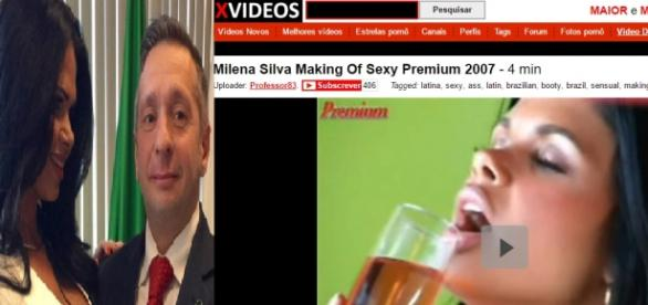 Esposa de Ministro teria realizado vídeo adulto