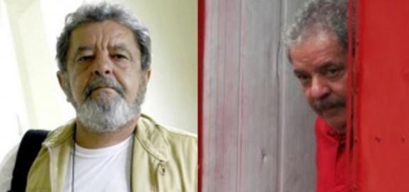 Fotógrafo parecido com Lula apanha