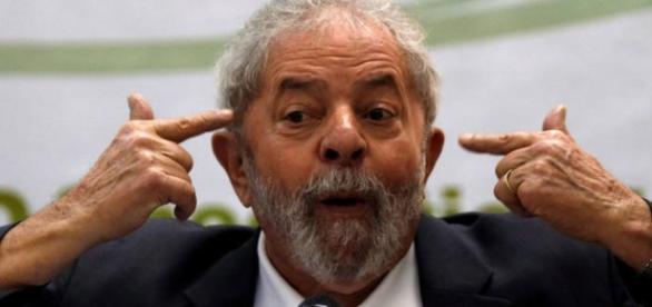 Luiz Inácio Lula da Silva - Imagem Google