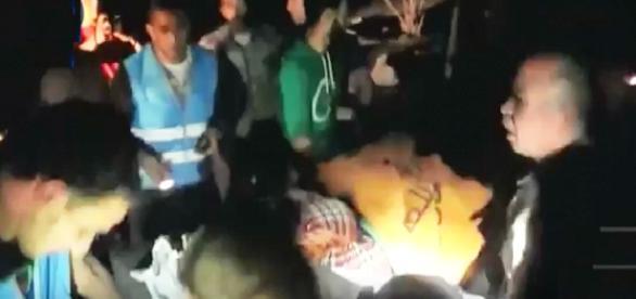 Rescates en el el hospital de MSF Euronews