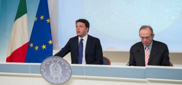 Riforma pensioni nella risoluzione al Def 2016, al lavoro Renzi e Padoan