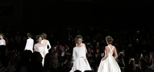 Barcelona Bridal Fashion Week.