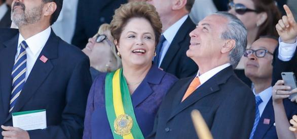 Governo Dilma-Temer ameaçado por delação