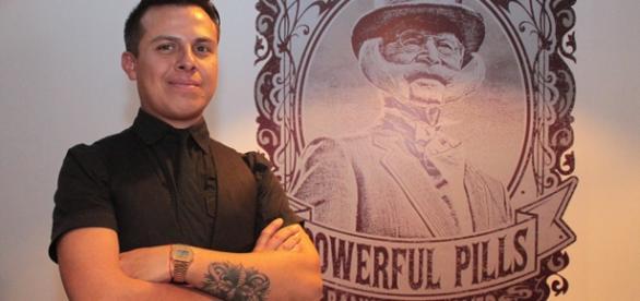 Hugo Muñoz, director y dueño de The Barber's Spa División del Valle