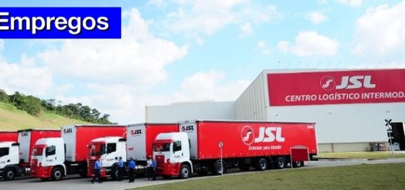 JSL oferece oportunidades na Grande São Paulo