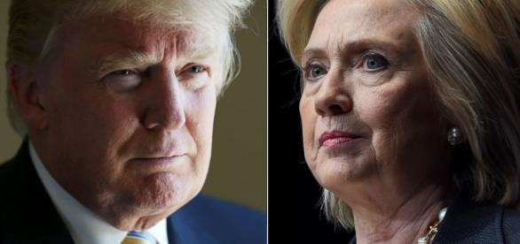 La politica estera degli USA secondo Donald Trump e Hillary Clinton.