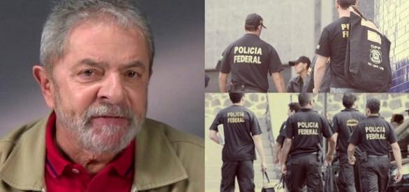 Lula preocupado com possível prisão