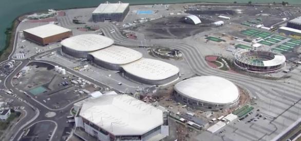 Parque Olímpico está com quase 100% de conclusão