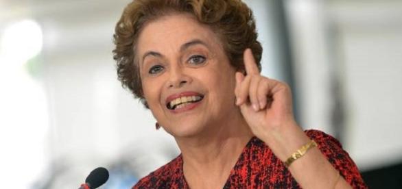 Descontentamento abala Dilma Rousseff.