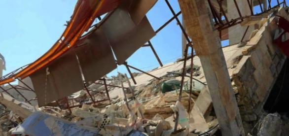 El bombardeo se produjo el el 3 de octubre de 2015 y causó 42 muertos
