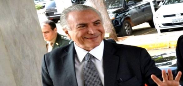 Temer concedeu entrevista a Jornal do SBT