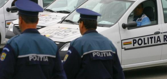 1853 de locuri scoase la concurs de poliția română