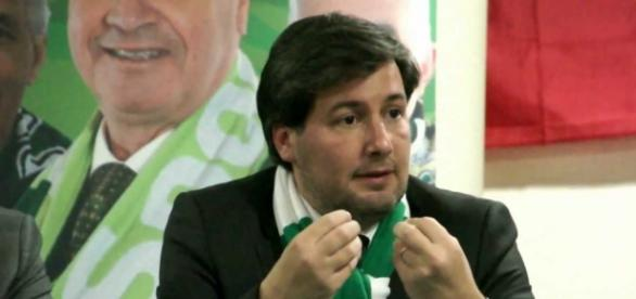 Bruno de Carvalho, presidente do Sporting CP