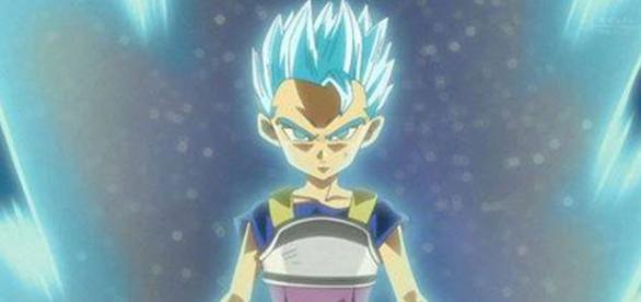 Kabe super saiyajin dios super poderoso.