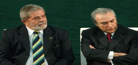 Lula disparou contra Michel Temer