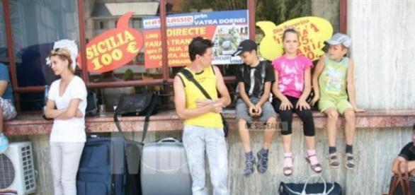 Românii din Abruzzo au povești amare