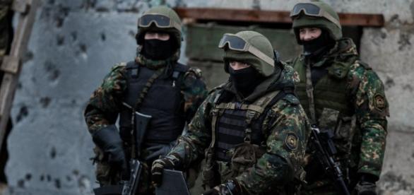 Spetsnaz, tropa de elite do exército russo que combateu na Síria