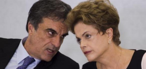 Cardozo comunica que Dilma buscará amparo judicial contra impeachment