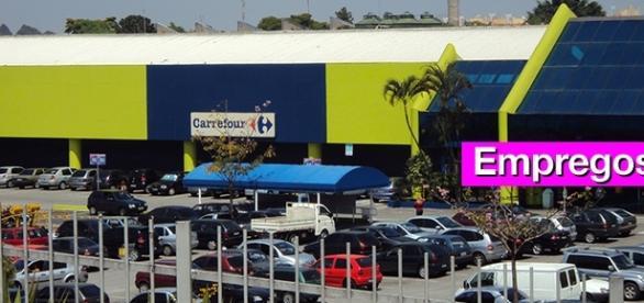 Carrefour Vergueiro em São Bernardo (Foto: Reprodução/Google)