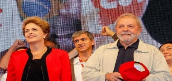 Dilma e Lula devem se apresentar juntos em evento no Vale do Anhangabaú - SP