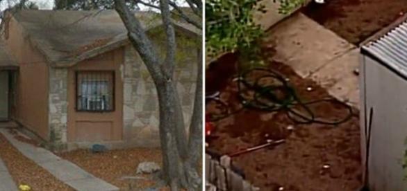 Foi nessa casa que os abusos estavam acontecendo