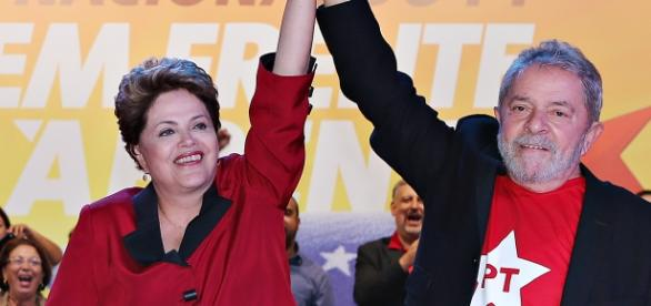 Lula o padrinho político - Dilma a sucessora