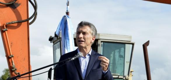 Presidente, Mauricio Macri, en Tucuman