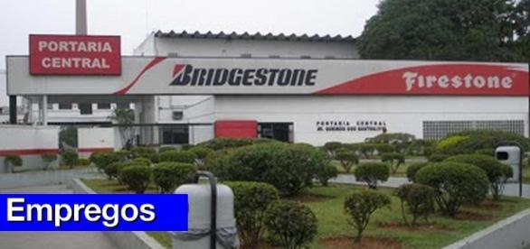 Sede da Bridgestone/Firestone em Santo André