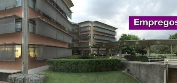 Sede da HP Enterprise em São Bernardo (Foto: Reprodução/Google)
