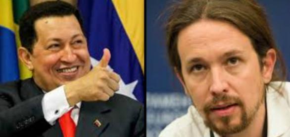 Acusan a Podemos de financiarse por el gobierno de Chávez