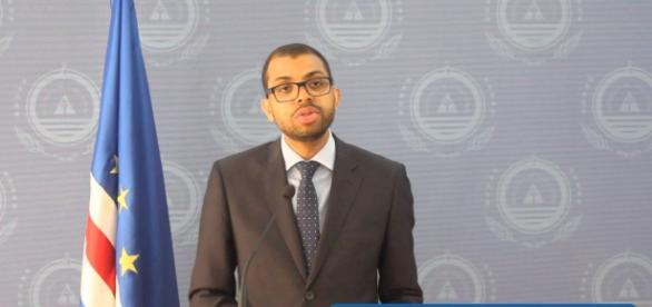 Démis Lobo Almeida, ministro da Presidência do Conselho de Ministros de Cabo Verde.