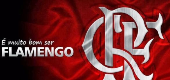 Flamengo usou as redes sociais.