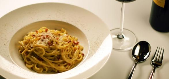 Italianissimi spaghetti alla carbonara
