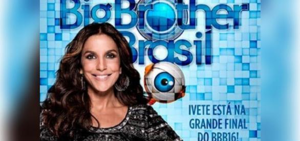 Ivete Sangalo canta na final do BBB16