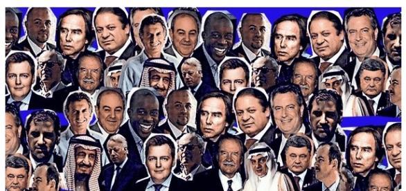 """Lideri politici și bogații lumii în scandalul """"Panama Papers"""""""