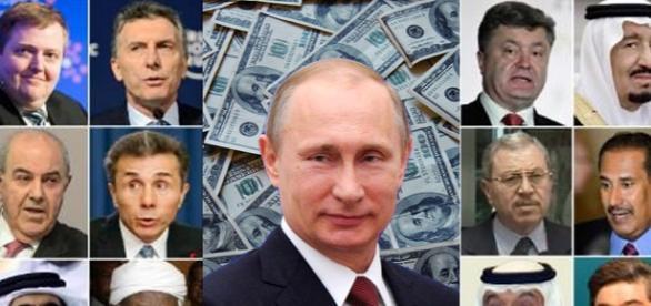 Megascandalul documentelor din Panama lovește în liderii lumii