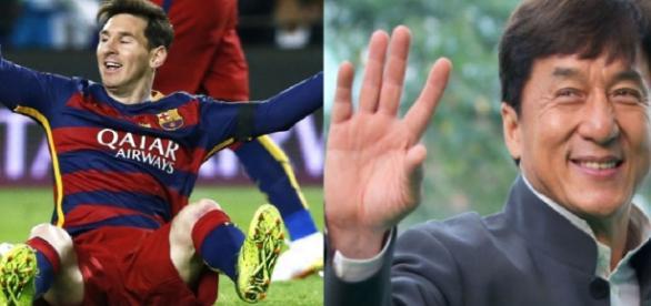 Messi e Jackie Chan são citados na Panamá Papers