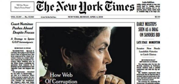 New York Times faz comparações com presidente Dilma