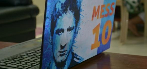 Novo escândalo de fiscal para Messi?