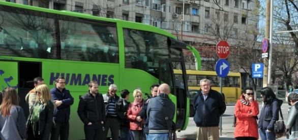 România Curată a organizat Turul Marilor Tunuri