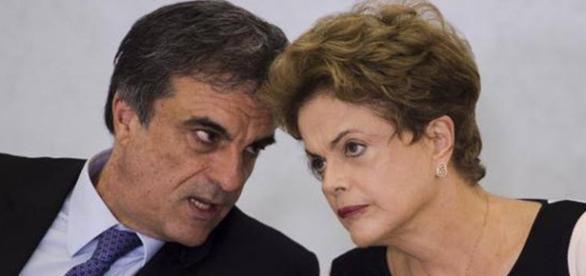 Cardozo foi o responsável por defender Dilma