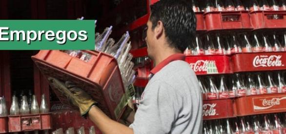 Coca-Cola tem vagas para atuação em Mogi