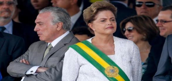 Divisão no governo causa mal-estar no povo brasileiro