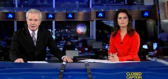 Jornal da Record - Foto/Reprodução: TV Record