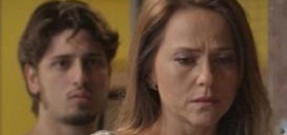 Lili termina de vez com Rafael (Globo)